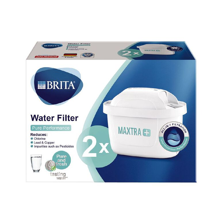Brita MaxtraPlus Filter 2 Pack, , hi-res