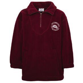 Schooltex TKKM O Te Raki Paewhenua Polar Fleece Top with Embroidery