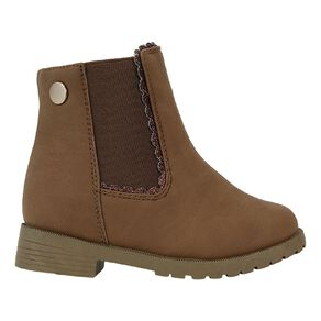Young Original Kids' Button Boots