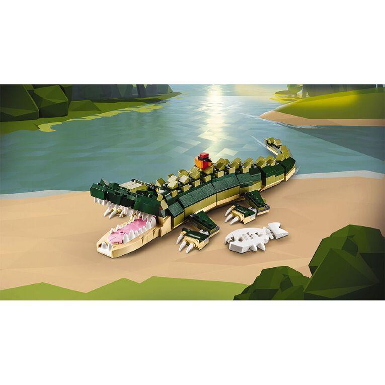 LEGO Creator Crocodile 31121, , hi-res