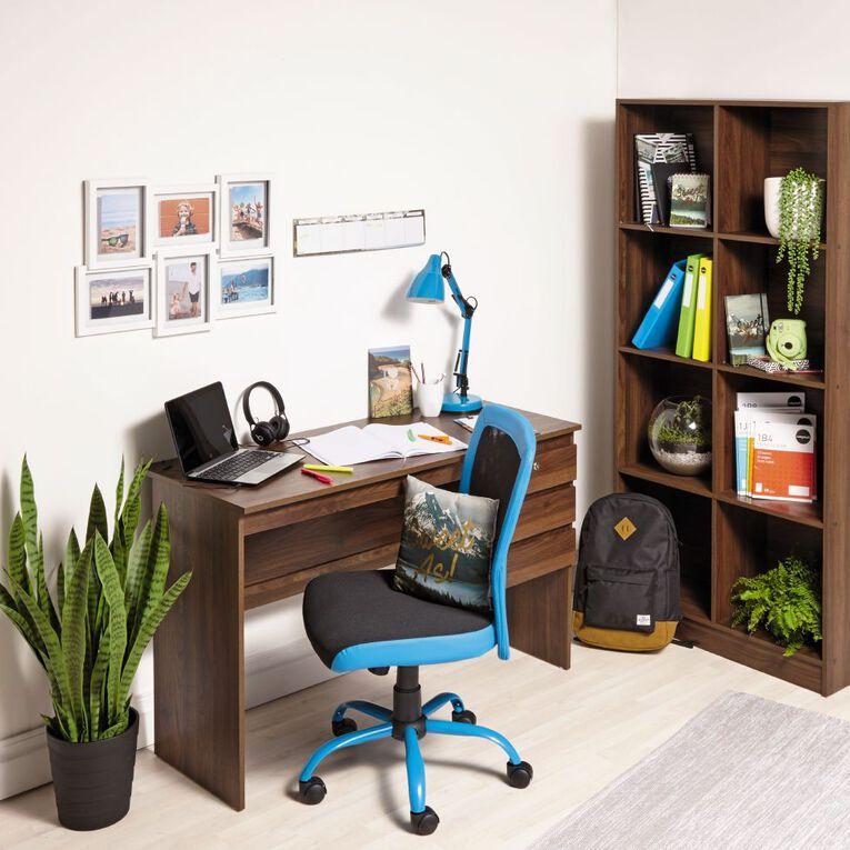 Workspace Soho 8 Cube Cubby Walnut, , hi-res