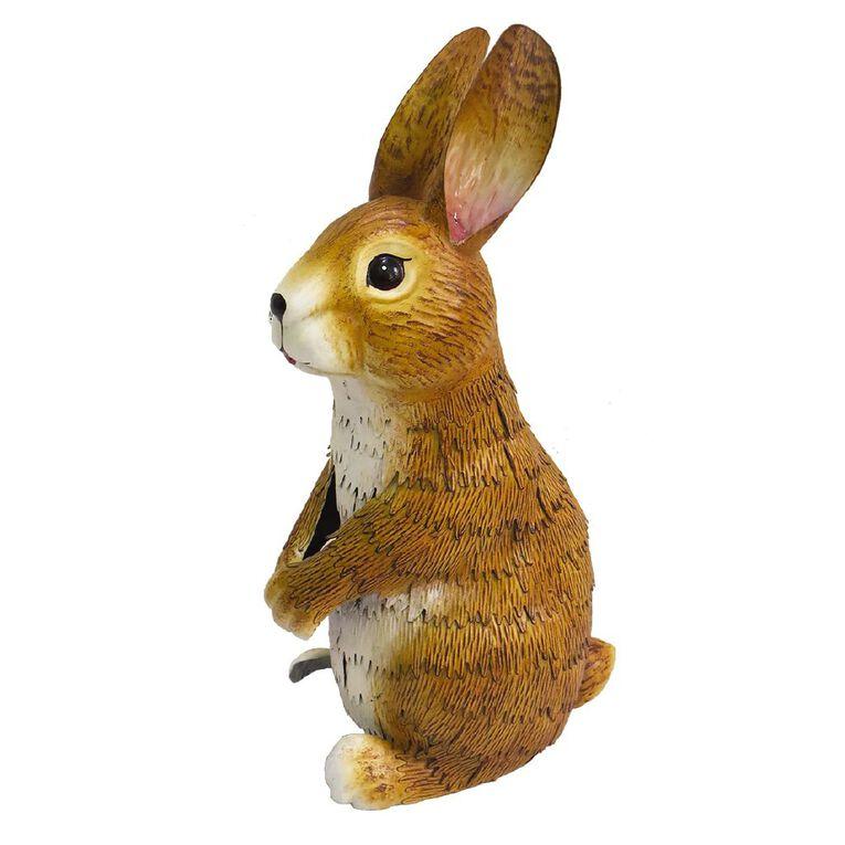 Kiwi Garden Metal Rabbit, , hi-res