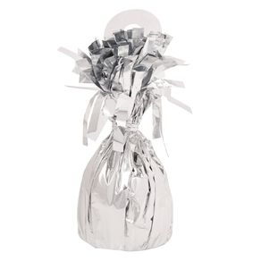 Meteor Balloon Weights Foil Assorted