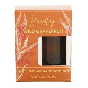 Living & Co Homestay Essential Oil Vanilla Pod 15ml