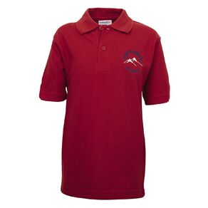 Schooltex North Loburn Short Sleeve Polo with Embroidery