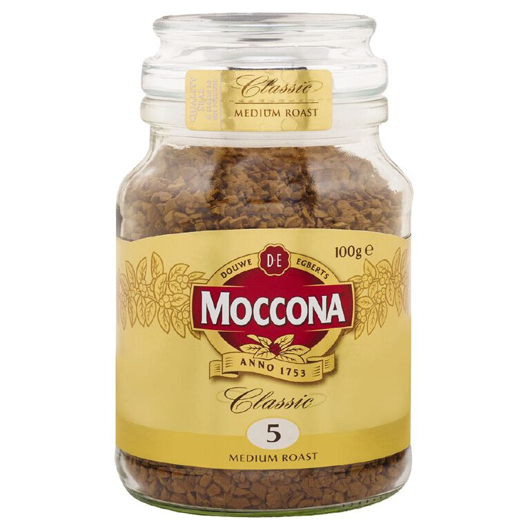 Moccona Freeze Dried Instant 100g, , hi-res