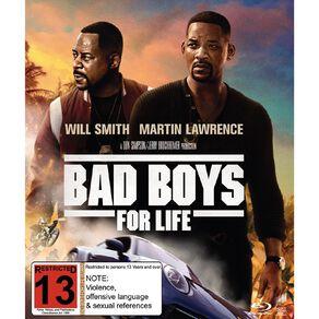 Bad Boys For Life Blu-ray 1Disc