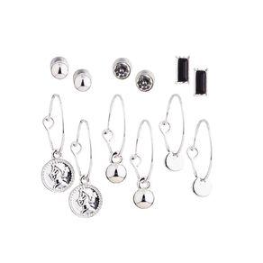 Basics Coin Earring