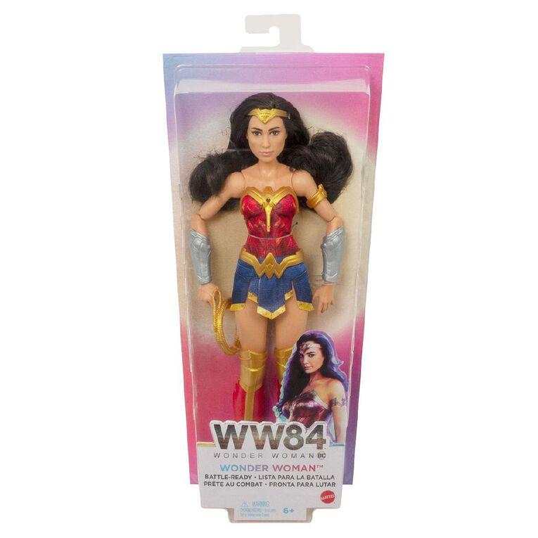 Wonder Woman Core Doll Ast, , hi-res