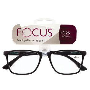 Focus Reading Glasses Misty Power 3.25