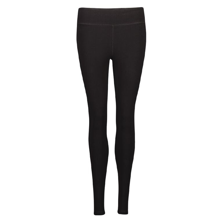 Active Intent Women's Tights, Black, hi-res image number null