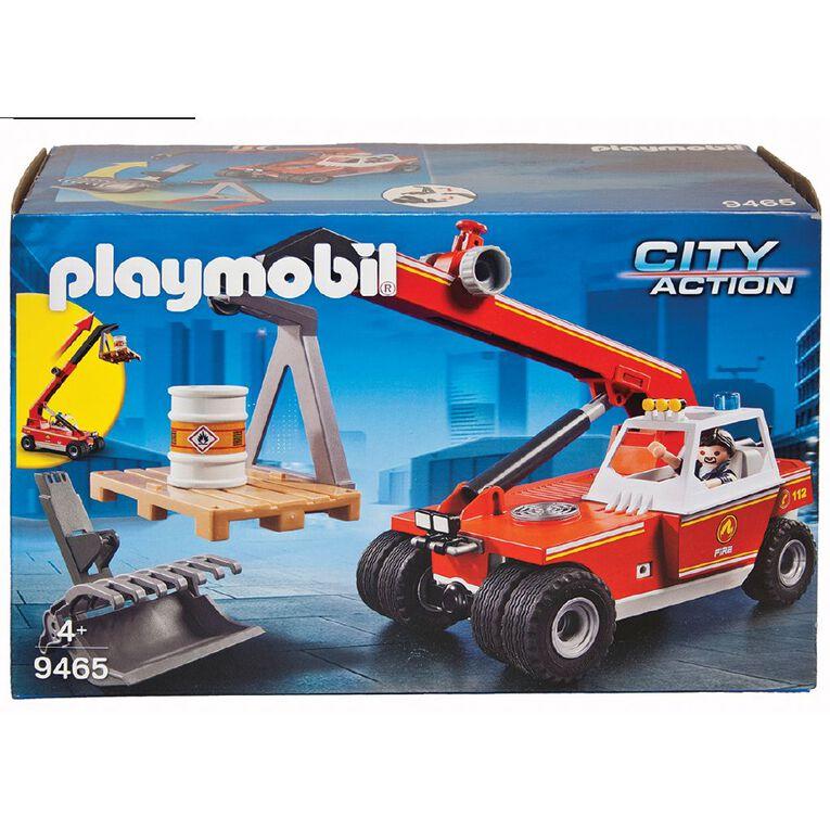 Playmobil Fire Crane, , hi-res