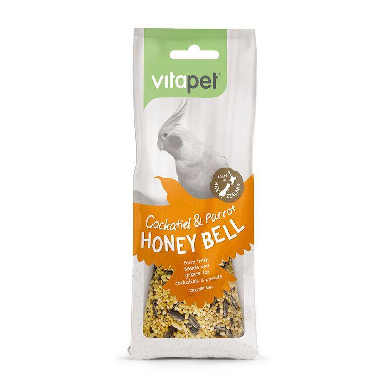 Vitapet Cockatiel Honeybell, , hi-res