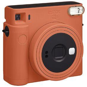 Fujifilm Instax SQ1 Instant Camera Teracotta Orange