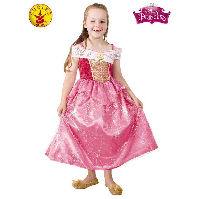 Disney Sleeping Beauty Ultimate Princess Dress 6-8 Years, , hi-res