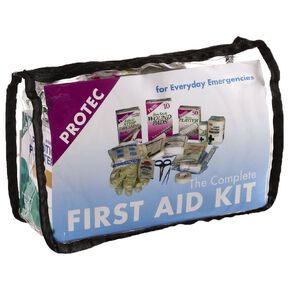Protec Complete First Aid Kit