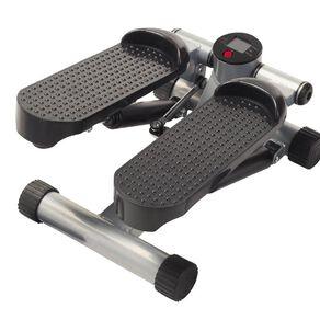 Active Intent Fitness Mini Stepper Black/Grey