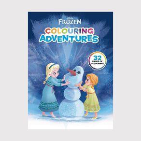 Disney Frozen Colouring Adventures