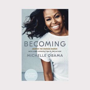 Becoming: Young Reader Edition by Michelle Obama