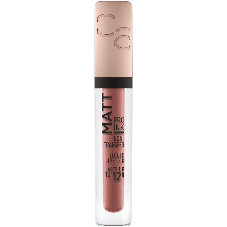 Catrice Matt Pro Ink Non-Transfer Liquid Lipstick 010, , hi-res