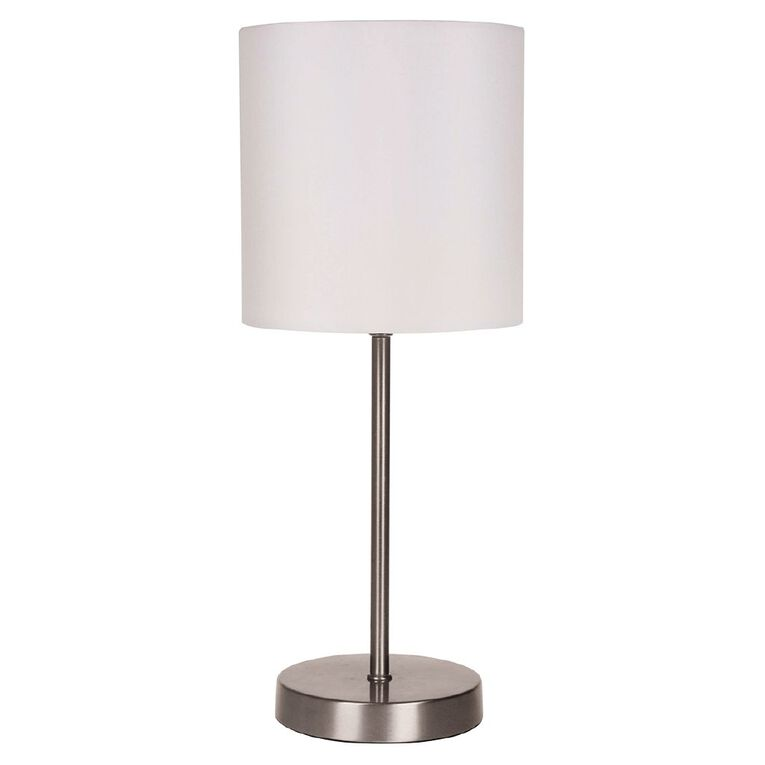 Living & Co Vienna Table Lamp Twin Pack, , hi-res