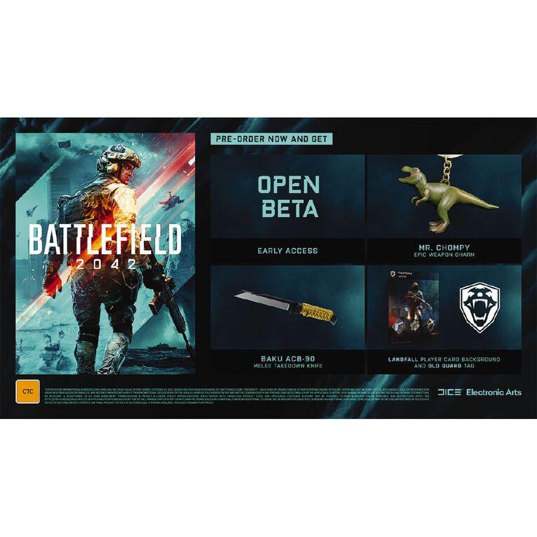 PS5 Battlefield 2042, , hi-res