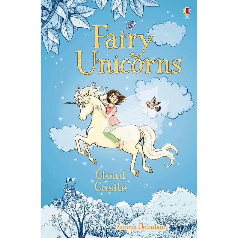 Fairy Unicorns #2 Cloud Castle by Zanna Davidson, , hi-res