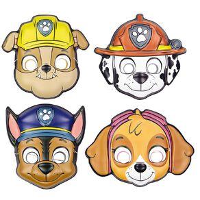 Paw Patrol Masks 4 Pack