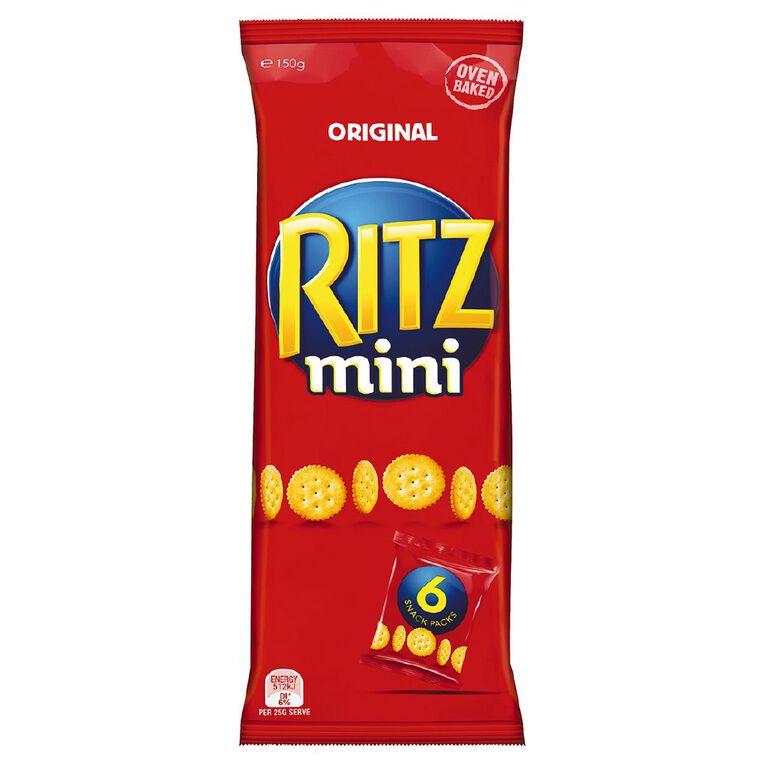 Ritz Mini 150g, , hi-res