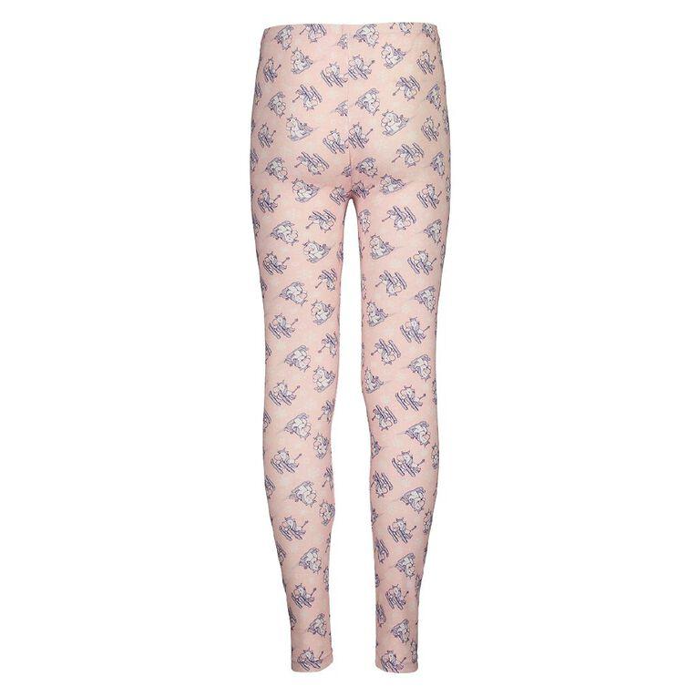 H&H Polyester Viscose Long John Thermal, Pink, hi-res