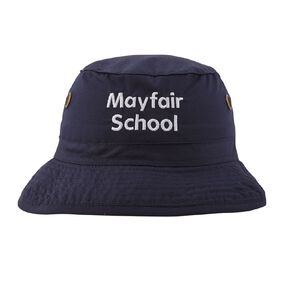 Schooltex Mayfair School Bucket Hat with Embroidery