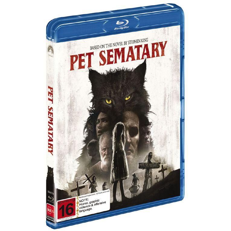 Pet Semetary (2019) Blu-ray 1Disc, , hi-res