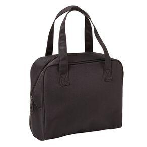 Necessities Brand Toiletry Bag Travel Bag Black Medium