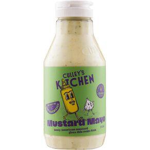 Culleys Kitchen Mustard Mayo 350ml