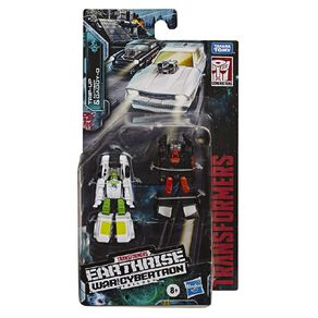 Transformers Generations WFC Micromaster Assorted