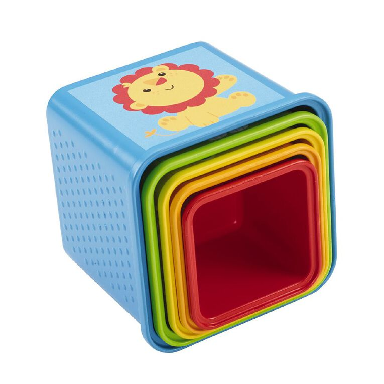 Fisher-Price Stack & Explore Blocks, , hi-res