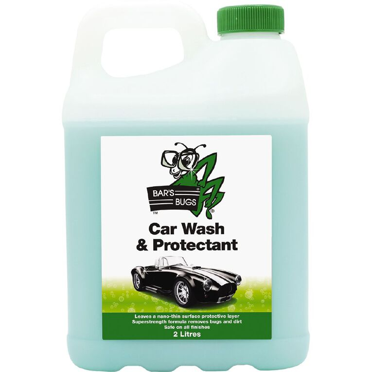 Bar's Bugs Car Wash and Protectant 2L, , hi-res