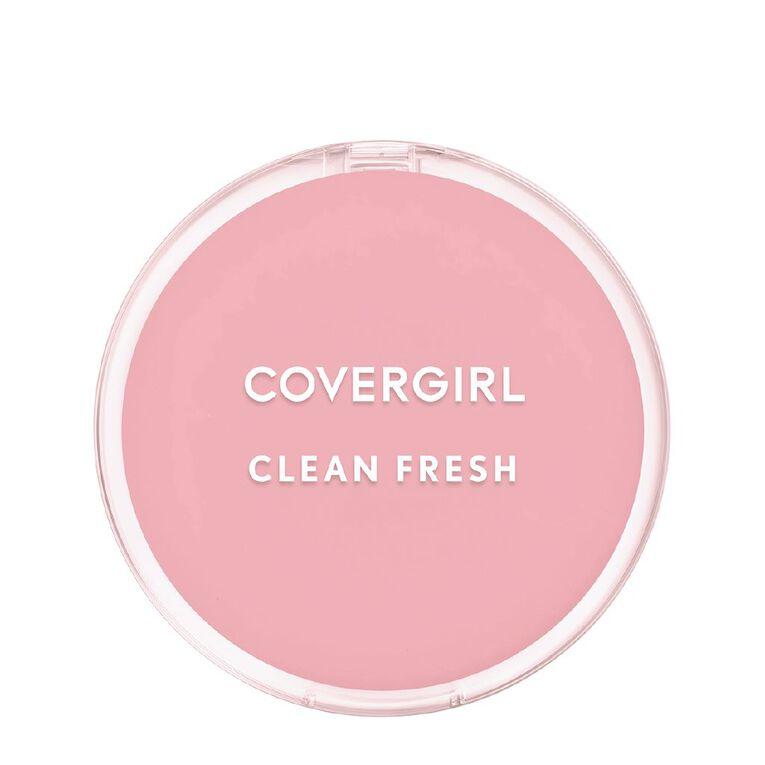 Covergirl Clean Fresh Pressed Powder Fair, , hi-res