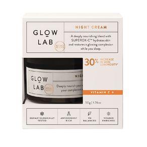 Glow Lab Night Cream 50ml