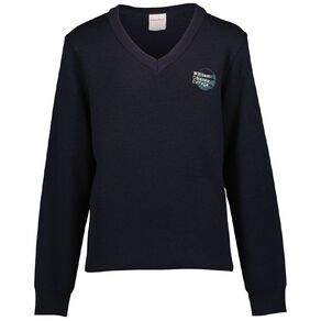 Schooltex William Colenso College Jersey with Embroidery