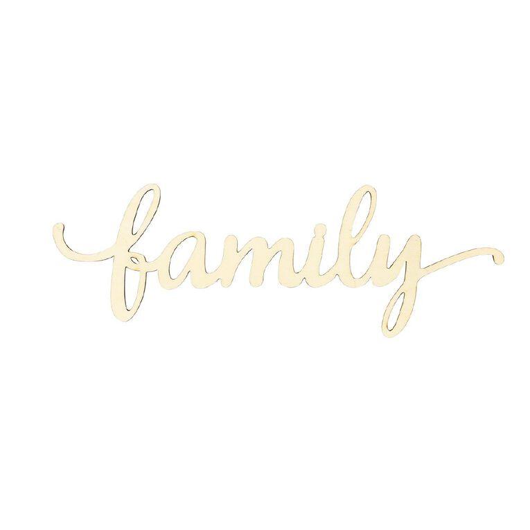 Uniti Chipboard Family Script Words, , hi-res