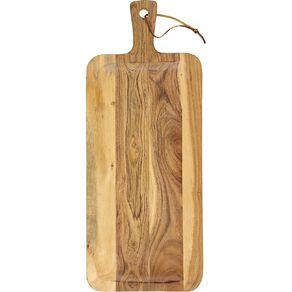 Living & Co Paddle Serve Board Rectangle 49.5cm x 20cm