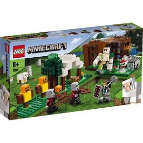 LEGO Minecraft The Pillager Outpost 21159