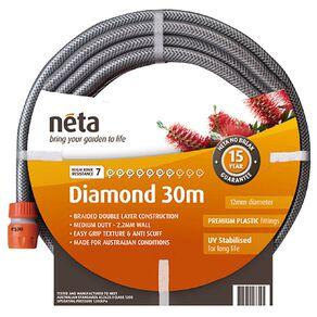 Neta Diamond Hose Fitted 30m