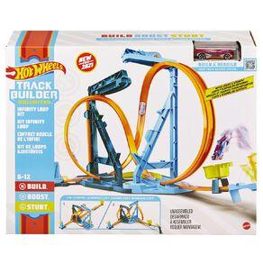 Hot Wheels Hot Wheels Trackbuilder Infinity Loop Trackset