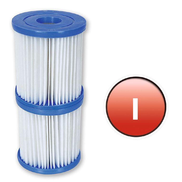 Bestway Filter Twin Pack Cartridge 1, , hi-res