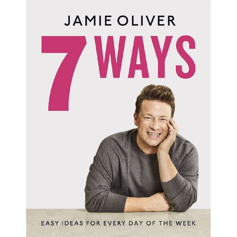 7 Ways by Jamie Oliver, , hi-res