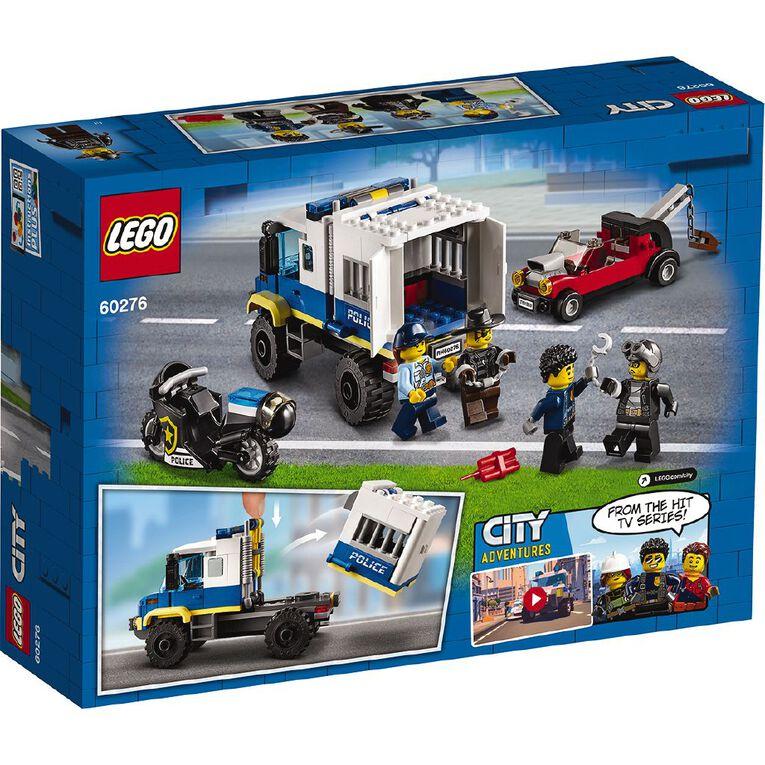 LEGO City Police Prisoner Transport 60276, , hi-res
