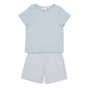 H&H Kids' Short Sleeve Pyjama Set