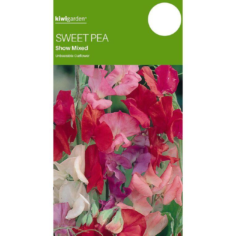 Kiwi Garden Sweet Pea Show Mix, , hi-res